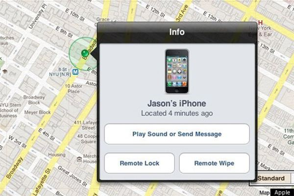 iphone remote wipe - Protect Your Phone From Cyber Attacks