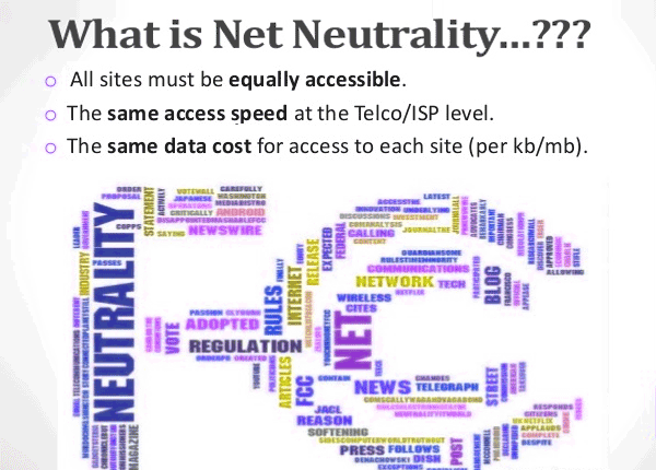 what is net neutrality - The Fall of Net Neutrality Could Destroy the Internet