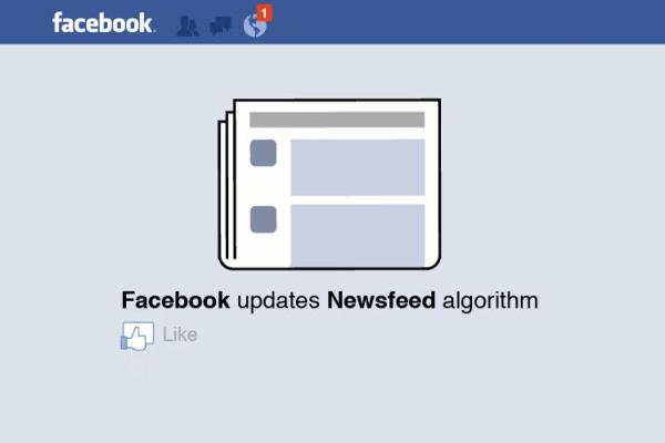 Facebook's News Feed Algorithm Change