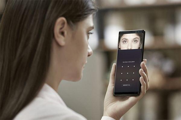 Samsung Galaxy S9 Iris Scanner Will Work In The Dark
