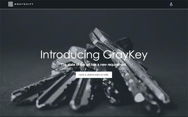 Introducing GrayKey