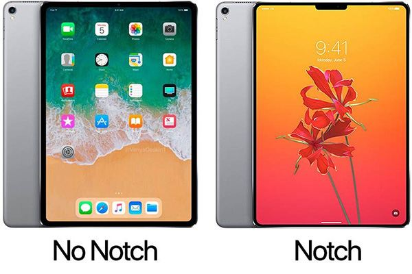 Apple's rumored iPad Pro with Face ID will likely be released in the second quarter of 2018, according to Rosenblatt Securities analyst Jun Zhang.