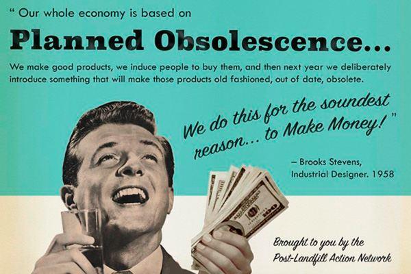 Planned Obsolescence: phenomenon description