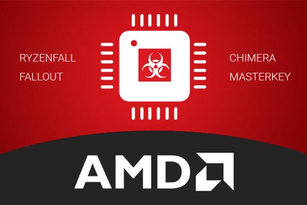 Ryzenfall – Ryzen Falls: 13 Vulnerabilities in AMD Processors