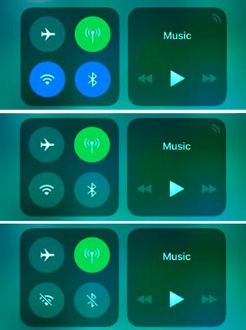 Myth 7: Wi-Fi and Bluetooth disabling