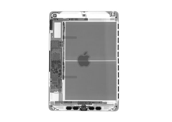 iFixit has got inside iPad 2018