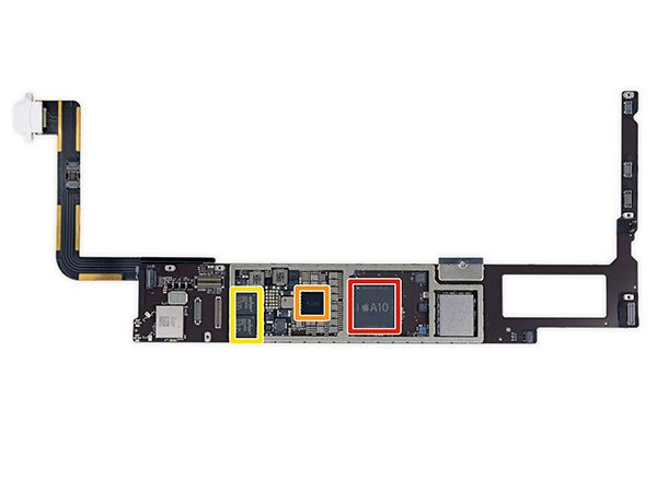 iPad 2018 (6th gen) logic board