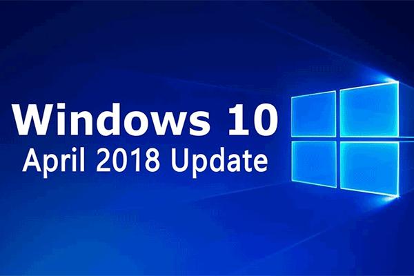 Microsoft's Windows 10 April 2018 Update arrives on Monday April 30th