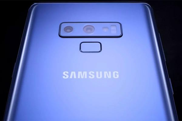 Samsung Galaxy Note 9 Flagship Fablet Arrives
