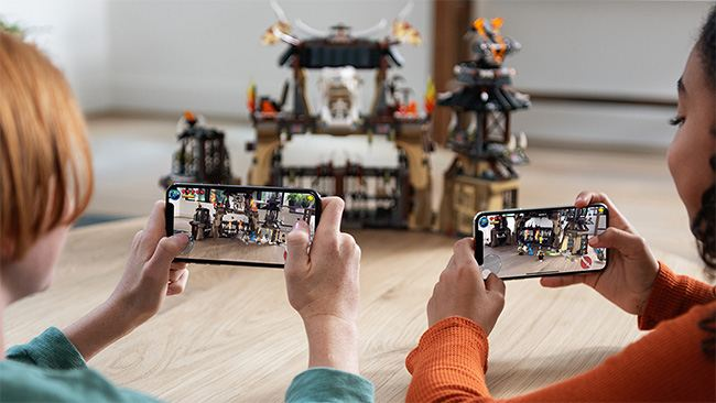 AR apps can now integrate shared experiences and persistent AR, which allow users to leave virtual objects in the real world and return to them, as is, at a later time