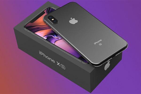 iPhone XS Concept Render