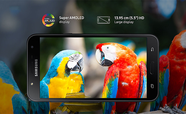 samsung super amoled - Types of Smartphones' Displays on the Market