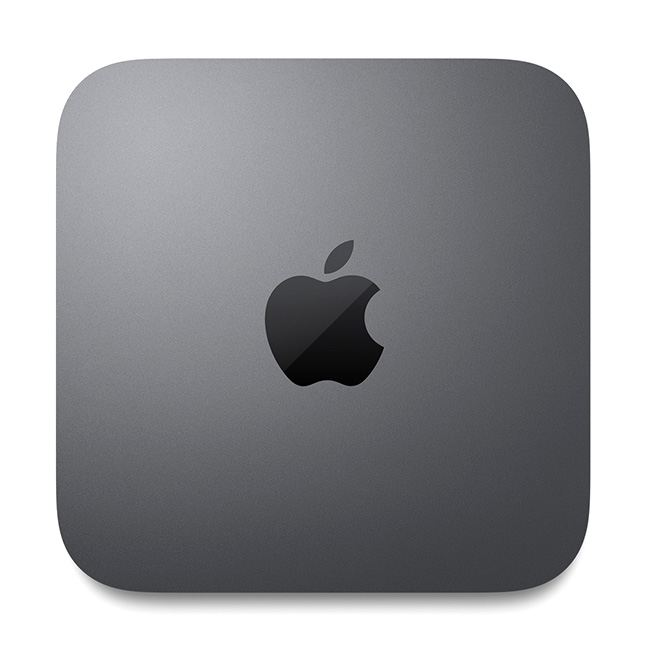 All-new Mac mini is more powerful than ever, with quad- and 6-core processors, up to 64GB of faster memory, blazing fast all-flash storage, Thunderbolt 3, Apple T2 Security Chip and a 10Gb Ethernet option.