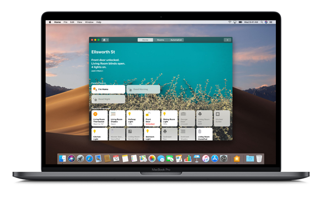 macos mojave home app - MacOS Mojave: Apple's New Operating System, in Detail