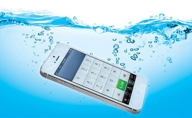 Water Tightness of Consumer Electronic Devices