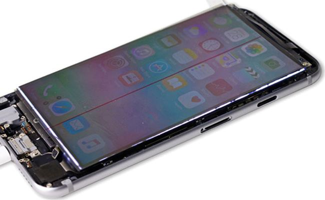 what is the iphone s display made of matrix - What Is the Apple iPhone's Display Made Of?