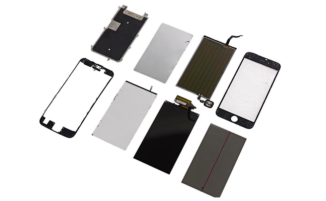 what is the iphone s display made of parts - What Is the Apple iPhone's Display Made Of?