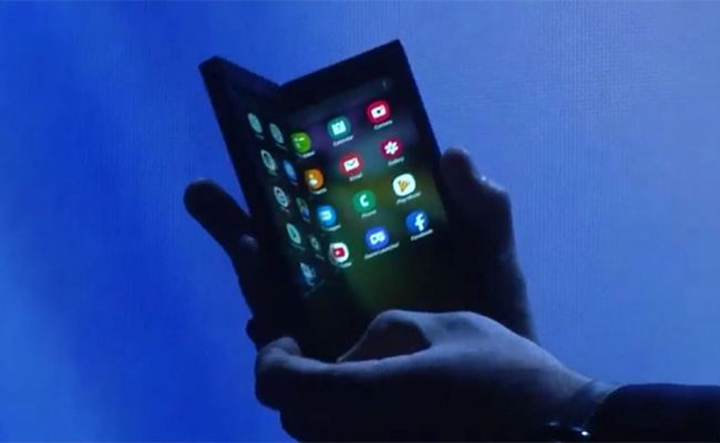samsung presents infinity flex display battery question - Flexible Phone: Samsung Presents Infinity Flex Display