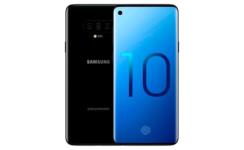 Samsung Galaxy S10: Infinity-0 Design