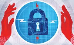 Security in Internet of Things