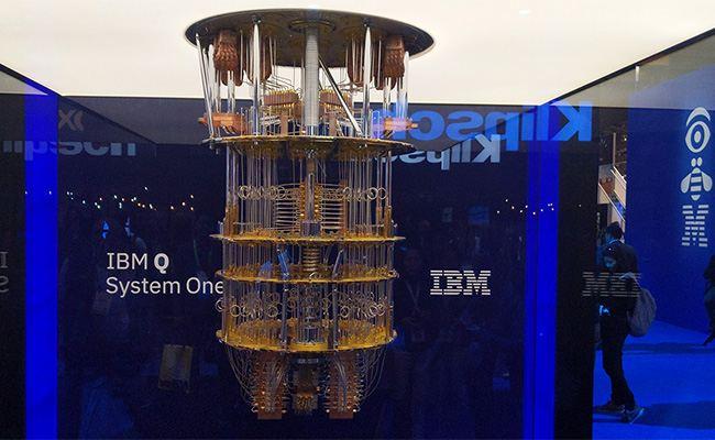 ibm quantum computer ces 2019 - IBM Consumer-Grade Quantum Computer Leaves Its Lab Cradle
