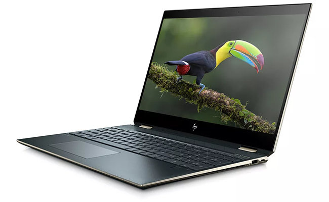 HP returns to OLED laptops for the Spectre x360 15.