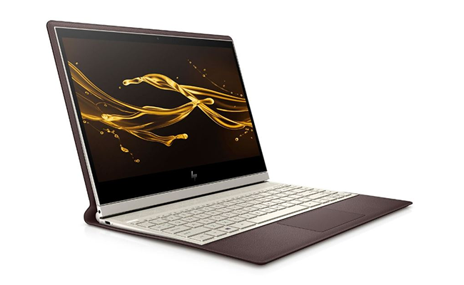 HP announced that this world's first leather convertible PC is now available with Bordeaux Burgundy color and 4K display option.