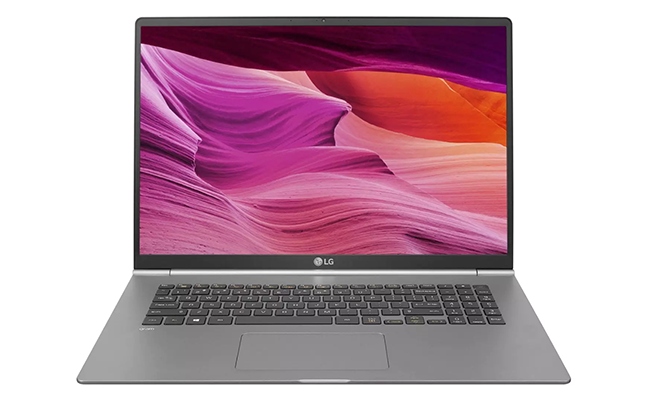 LG goes large and light with 17-inch gram laptop.