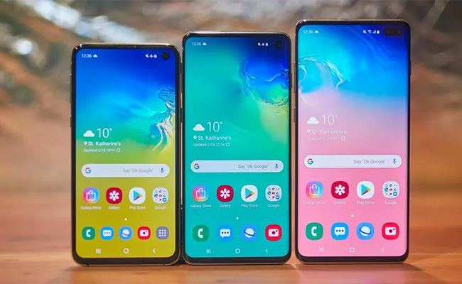 Samsung Galaxy S10 Discovers a New Dimension