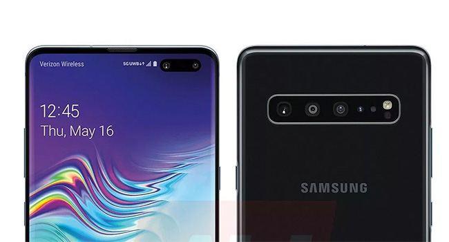 samsung galaxy s10 5g glimpse future verizon - Samsung Galaxy S10 5G: A Glimpse of the Future