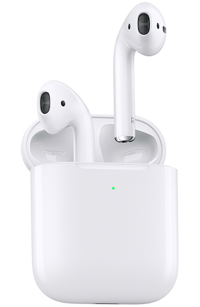 Apple AirPods 2: performance you'll want to hear.