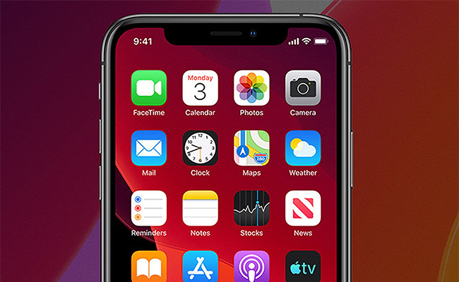 iOS 13 is Now an Exclusive iPhone OS
