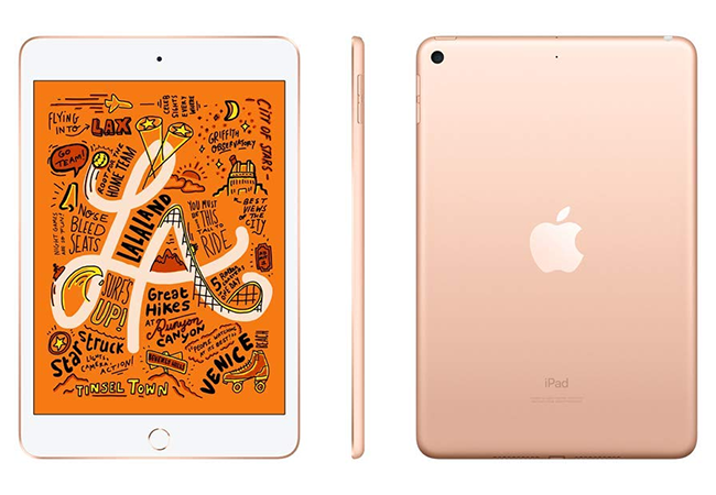 iPad Mini 5: A Weaker Battery and 2 Repairability Scores.