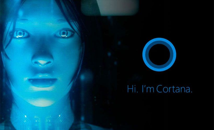 Microsoft has a well-established virtual assistant called Cortana.