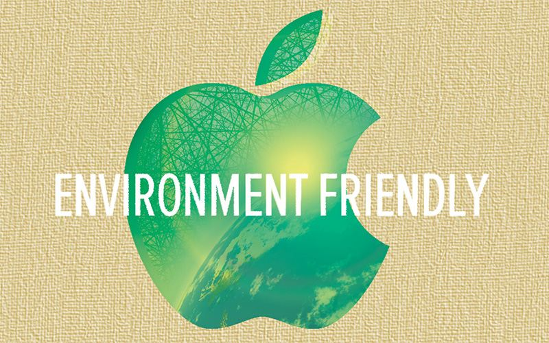 With Supplier Clean Energy Program Apple shows an example of what a leading company can do to initiate the shift in the industry.