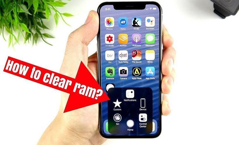 secret tricks apple iphone offers clear ram - Secret Tricks Apple iPhone Offers