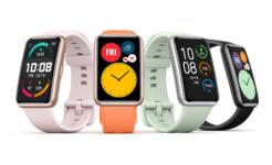 Huawei Watch Fit: Smart Evolution