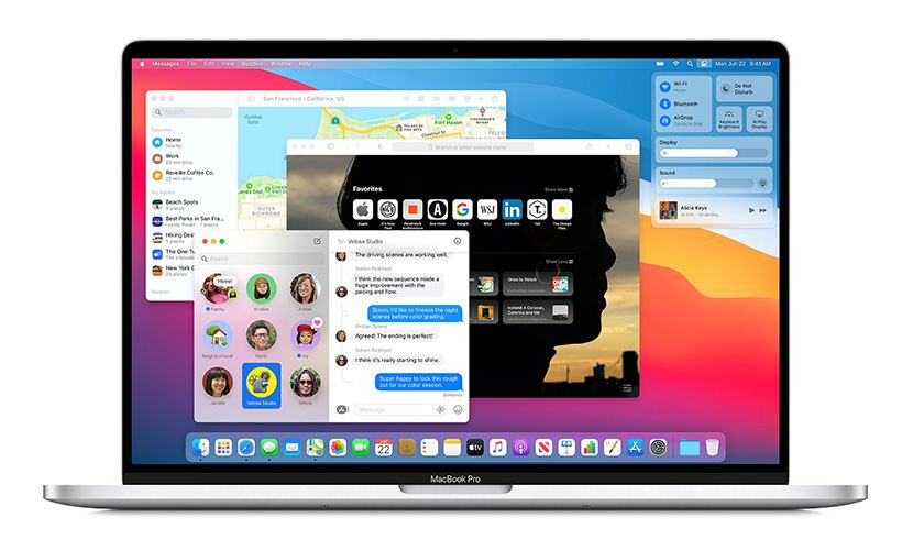 macOS 11 Big Sur: what's new in the latest macOS' version