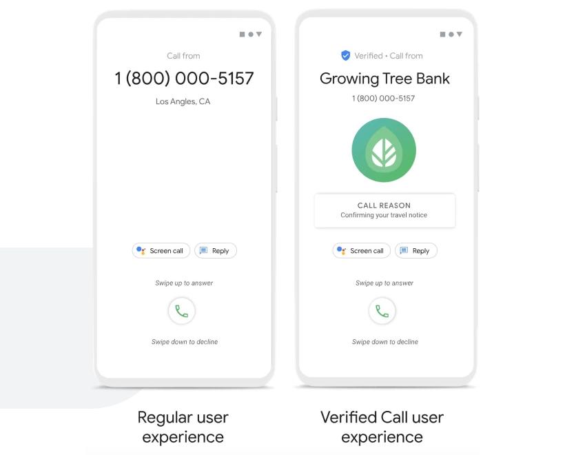 calling it safe verified calls new service offered by google exp - Calling It Safe: Verified Calls, New Service Offered by Google