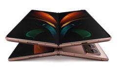 Galaxy Z Fold 2 Phone: No folding back