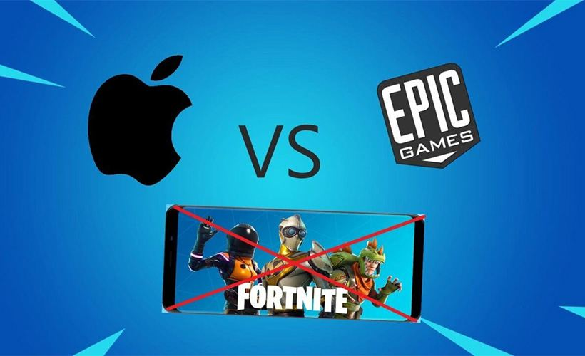 whats going on with apple company epic games - What's Going on with Apple Company