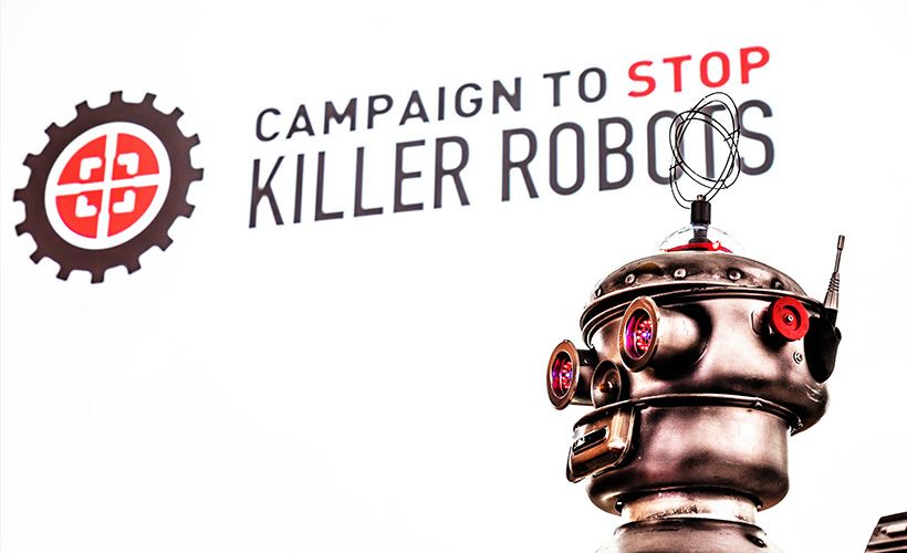 robo wars unmmaned systems the future is coming stop - Robo Wars, Unmmaned Systems: The Future Is Coming