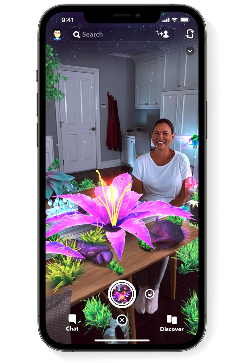 augmenting reality or apple will do it again snapchat - Augmenting Reality or Apple Will Do It Again