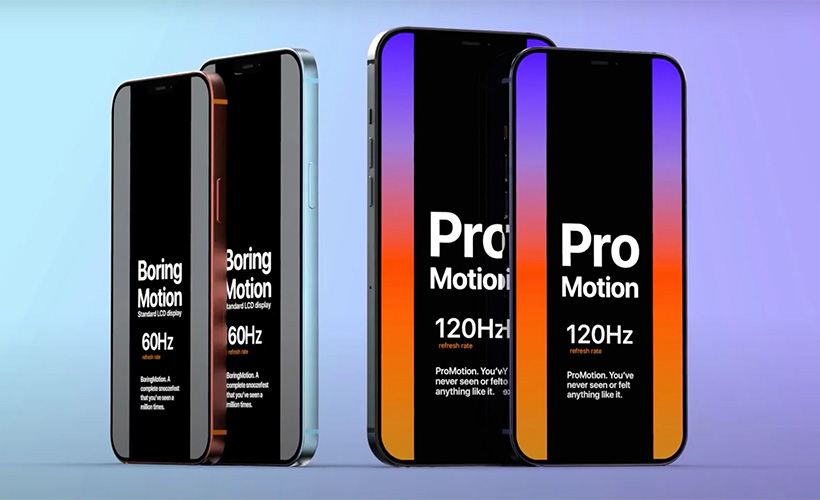 new iphones display how big it really is refresh rate - New iPhone's Display: How Big It Really Is?