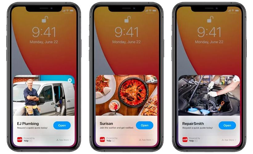 new ios what you might have missed appclips - New iOS: What You Might Have Missed