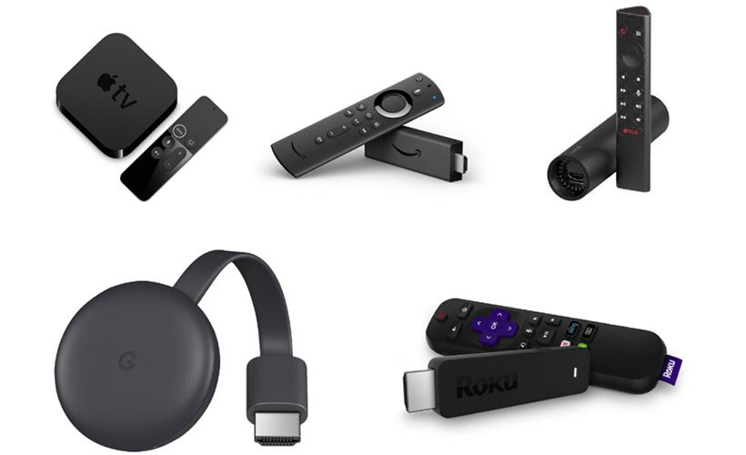 Streaming it: Gadget Recommendations for This Year