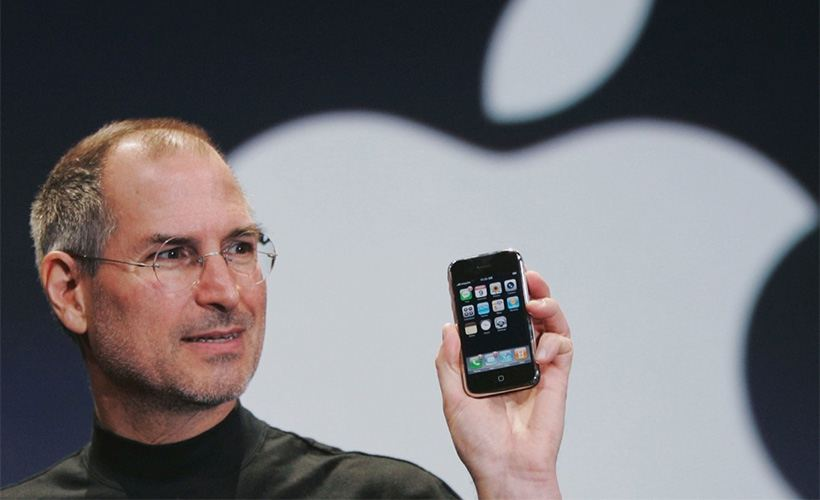 the story of apple and google more things change 1st iphone - The Story of Apple and Google - More Things Change...