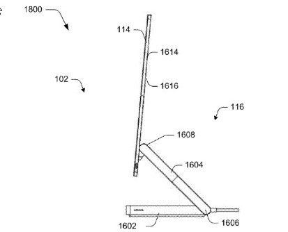 Microsoft new patent of New All-In-One PC