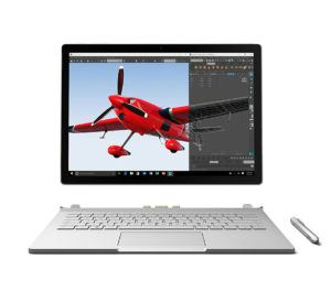 Microsoft Surface Book (Late 2016, Intel Core i7)