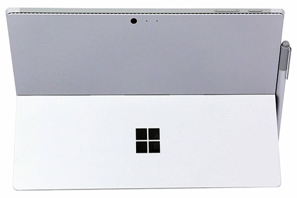 Microsoft Surface Pro 4 (Intel Core i5, Late 2015) - Back View